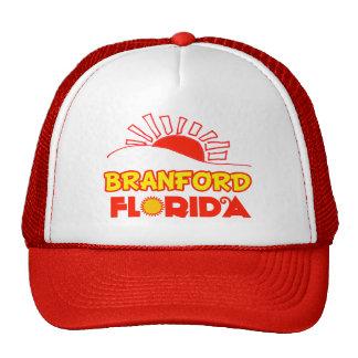 Branford, la Florida Gorras De Camionero