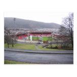 Brann Stadion Postal