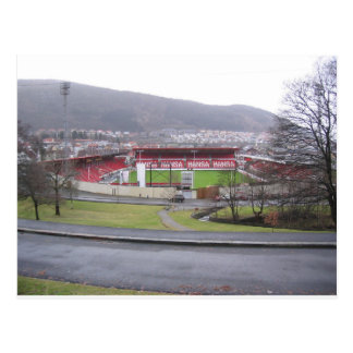 Brann Stadion Post Card