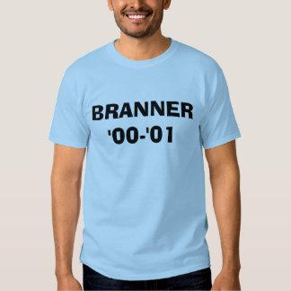 Branner 00-01 - American Apparel Remera