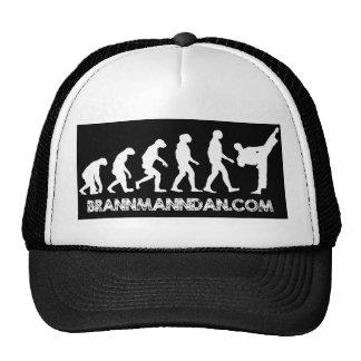 Brannmanndan trucker hat