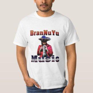 BranNuYu Playing Melodica T-Shirt