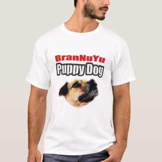 BranNuYu Puppy Dog T-Shirt