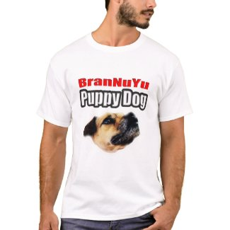 BranNuYu Puppy Dog T-Shirt