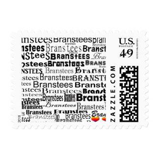 Brans Tees Stamps