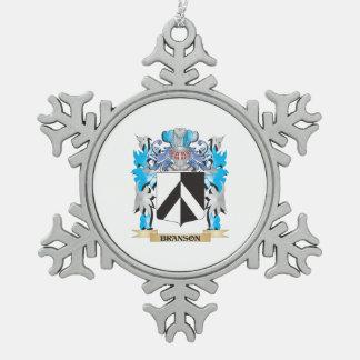 Branson Coat of Arms Ornament