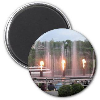 Branson Landing 2 Inch Round Magnet