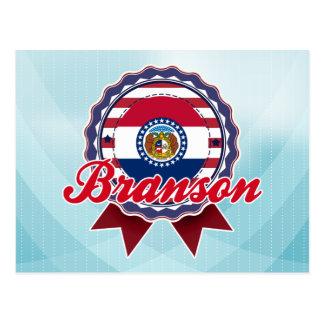 Branson, MES Tarjetas Postales