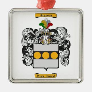 Branson Metal Ornament