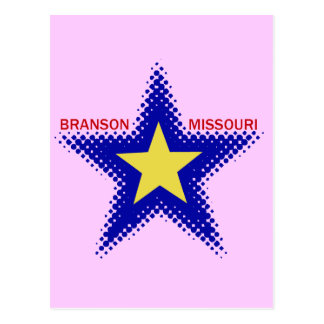 BRANSON MISSOURI POSTCARDS