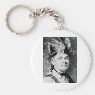 Brant - Joseph / Mohawk Indian Chief Key Chains