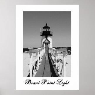 Brant Point Light Print