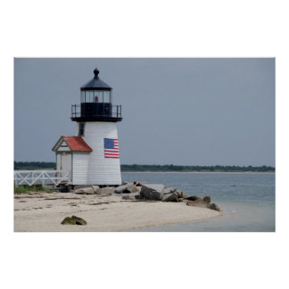 Brant Point Lighthouse 2 Print
