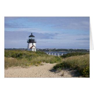 Brant Point Lighthouse Card
