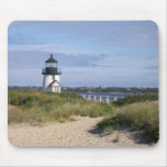 Brant Point Lighthouse Mouse Pad
