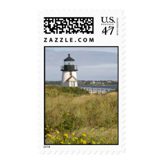 Brant Point Lighthouse Postage Stamp