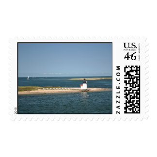 Brant Point Lighthouse Postage Stamps Stamp