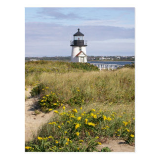 Brant Point Lighthouse Postcard