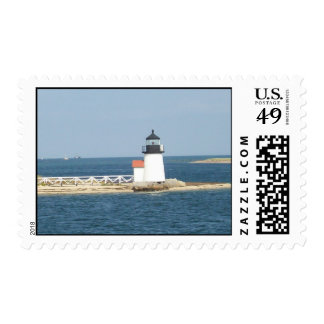Brant Point Lighthouse Stamp