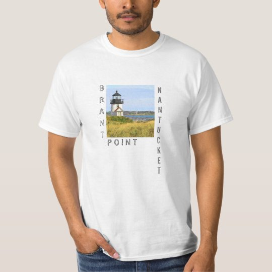 Brant Point Lighthouse T-Shirt