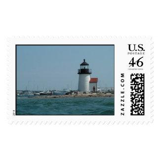 Brant Point Postage Stamp