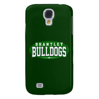 Brantley High School; Bulldogs Galaxy S4 Cover