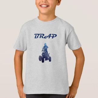 Brap Boys ATV Four Wheeler Rider Tee Shirt