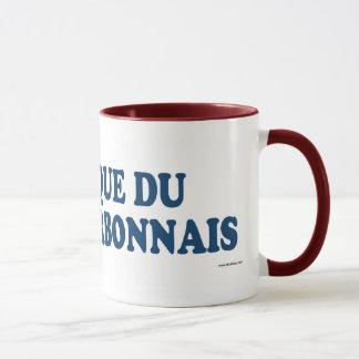 Braque Du Bourbonnais Blue Mug