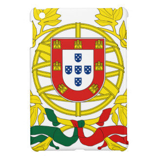 Brasão de Armas (Coat of Arms) de Portugal iPad Mini Cases