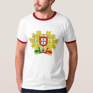 Brasão de armas de Portugal T Shirt