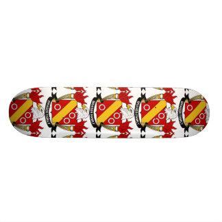 Braser Family Crest Skateboard Deck