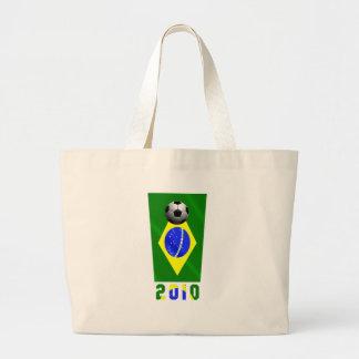 Brasil 2010 tote bag