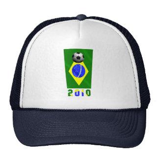 Brasil 2010 trucker hat