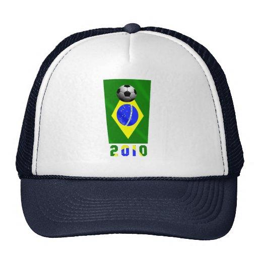 Brasil 2010 hat