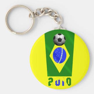 Brasil 2010 key chains