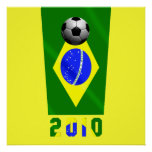 Brasil 2010 poster