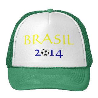 Brasil 2014 trucker hat