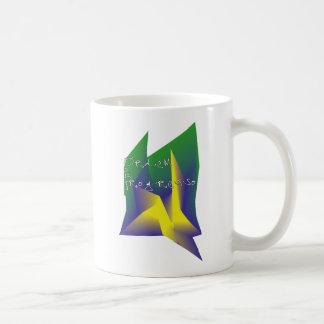 Brasil and Brazil Coffee Mug