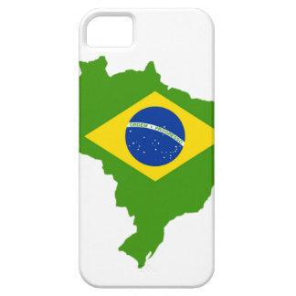 Brasil bandera Brazil iPhone 5 Carcasas