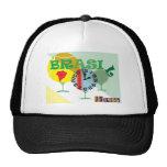 Brasil Boné