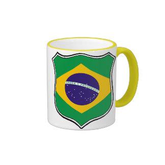 Brasil/Brazil Mug