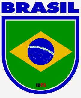 Brasil (Brazil) Tshirts