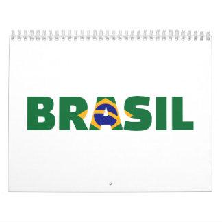 Brasil Calendar