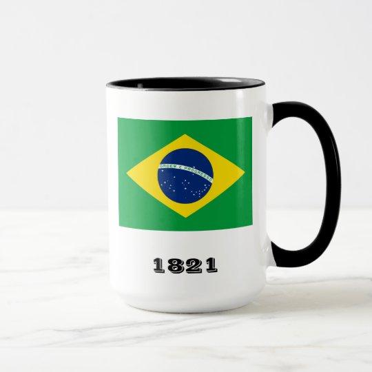 Brasil Coat Arms Mug