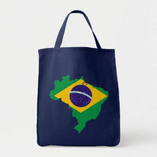 Brasil Eco Bag (Blue)