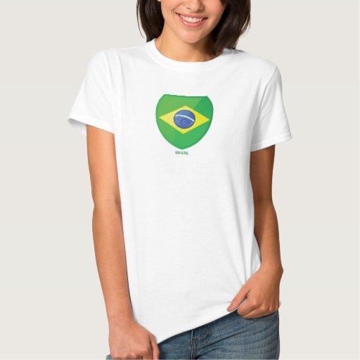 Brasil feminino shirt