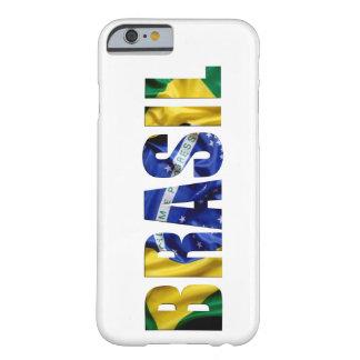 Brasil Flag iPhone 6 Case