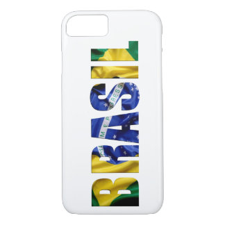 Brasil Flag iPhone 7 Case