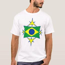 Brasil Flag Shirt