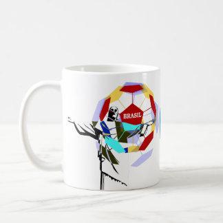 Brasil Futebol 14 mug
